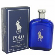 Polo Blue For Men By Ralph Lauren Eau De Toilette Spray 6.7 Oz