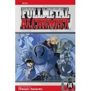 Fullmetal Alchemist, Volume 14, Paperback/Hiromu Arakawa