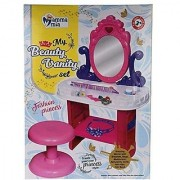 Oh Baby branded Bring Along Beauty Suitcase Makeup Vanity Set Toy for Kids - 21 Pieces FOR YOUR KIDS SE-ET-344