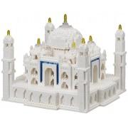 Nanoblock Taj Mahal Deluxe Building Set (2210 Piece)