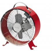 AEG Ventilador Retro 18cm VL5617 Rojo