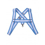 Barcode Berlin Jorde Harness Blue/White 91428-401