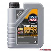 Top Tec 6200 0W-20 motorolaj 1l