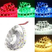3M 15W DC 12V 180 SMD 5630 Non-Waterproof White/Warm White/Red/Green/Blue LED Strip Flexible Light
