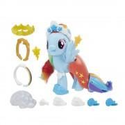 My Little Pony, Figurina ponei de mare cu accesorii Rainbow Dash