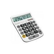 Calculadora De Mesa Mv4132 Branco Elgin