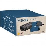 Sony camcorder FDR-AX53 4K WIFI NFC PACK