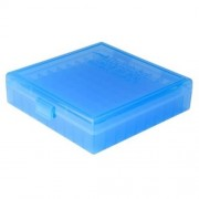 BERRY'S 008 BLUE AMMO BOX (.40/45ACP/10MM) 100RD