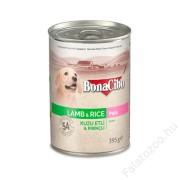 BONACIBO CANNED PUPPY PATE LAMB & RICE 400g