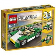 Lego Creator Series Green Cruiser No. 31056