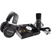 M-Audio M-Track 2x2 Vocal Studio Pro Interface Áudio USB