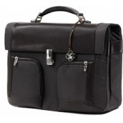 "Carry Case, Samsonite S-Teem-Briefcase 2 Gussets, 16.4"", Brown (34U.03.002)"