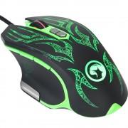 Mouse Gaming Marvo G920 Green 4000 dpi