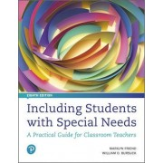 Mylab Education with Pearson Etext -- Access Card -- For Including Students with Special Needs: A Practical Guide for Classroom Teachers