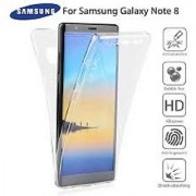 Full Edge Screen Guard For Samsung Galaxy Note 8 (Full Screen Coverage) Front And Back