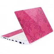 "Portatil Netbook Phoenix Quasar Rosa. 11.6"" Atom N550, 2gb DDR3, 128GB Ssd, Wifi, Bt, Webcam"