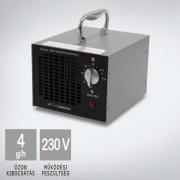 Ózongenerátor Silver 4000 H ózongenerátor készülék gyors-cserés ózonkazettával, 3 év garanciával