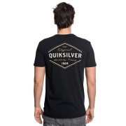 Quiksilver Nowhere North Ss Tee Black