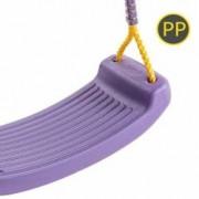 Leagan Swing Seat PP galbena 10 Mov