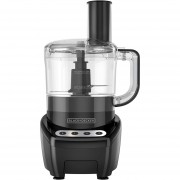 PROCESADOR ALIMENTOS BLACK AND DECKER FP4200BLA 8 TAZAS