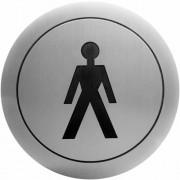 Nofer Информационная табличка Nofer Туалет для мужчин 16721.2.S