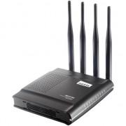 Router Wireless Netis Dual Band, Gigabit, 4 x Lan , 4 X Antena 5 dBi externa