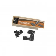Joc de societate Domino Keycraft, 28 piese, plastic rezistent, 3 - 5 ani