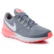 Обувки NIKE - Air Zoom Structure 22 AA1640 005 Cool Grey/Pure Platinum