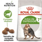 Royal Canin Active Life Outdoor 7+ - 4 kg