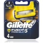 Gillette Fusion5 Proshield recambios de cuchillas 4 ud