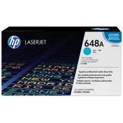 Original HP 648A / CE261A Cyan Toner Cartridge 11000 pages
