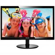"Philips 246v5lhab/00 V Line Monitor Lcd 24"" 1 Hdmi Classe A Colore Nero"