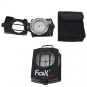 FOX Outdoor | Kompas PRAZISION kovový nylon pouzdro ČERNÝ