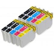 (10pack) EPSON T2996 multipack 29XL - kompatibilné náplne do tlačiarne Epson