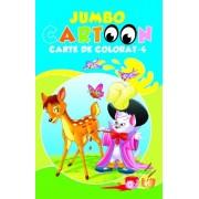 """""""Jumbo Cartoon - carte de colorat 4"""""""