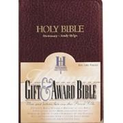 Gift & Award Bible-KJV, Hardcover/Holman Bible Staff