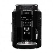 Machine à café expresso broyeur à grains essential noire écran LCD YY8135FD Krups