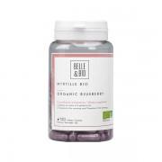 Belle et Bio Myrtille Bio 120 gélules - Protection de l'œil