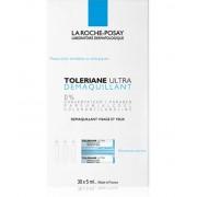 La Roche Posay-Phas (L'Oreal) La Roche-Posay Toleriane Ultra Demaquillant Struccante Viso-Occhi 30 Monodosi X5ml