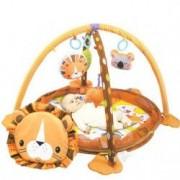 Saltea de joaca bebe 3 in 1 Lion