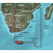 Garmin BlueChart g2 Vision HD Micro SD Card - Knysna, SA to Beira, MZ, VAF452S