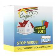 Solutie pentru indepartarea mirosurilor Eco Confort Biologic Stop miros