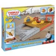 Thomas & Friends The Train: Take-n-Play Portable Railway