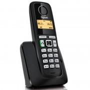Siemens Gigaset A220 Teléfono Inalambrico Negro