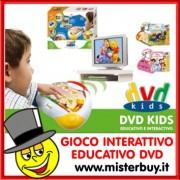 DISNEY DVD KIDS GIOCO INTERATTIVO TV