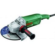 Polizor unghiular Bosch PWS 2000-230 JE, 2000 W, 6500 RPM, 230 mm, 06033C6001