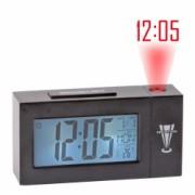 Ceas cu proiectie alarma si termometru - voice control