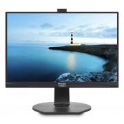 "Philips Brilliance B-line 241B7QPJKEB - Monitor LED - 24"" (23.8"" visível) - 1920 x 1080 Full HD (1080p) - IPS - 250 cd/m² - 100"