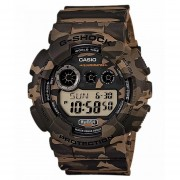 Reloj Casio G-SHOCK GD-120CM-5 TIME SQUARE