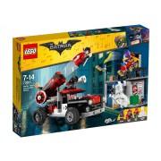 HARLEY QUINN SI ATACUL CU TUNUL - LEGO (70921)